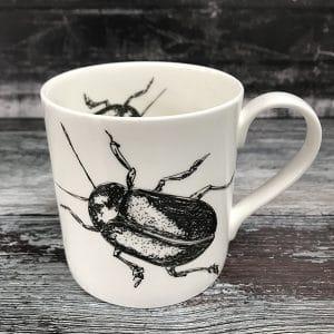 Beetle mug