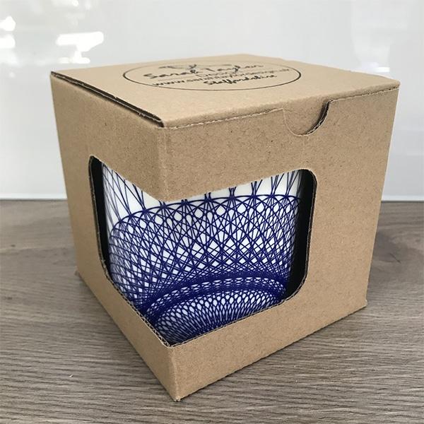 Boxed Ingeo mug
