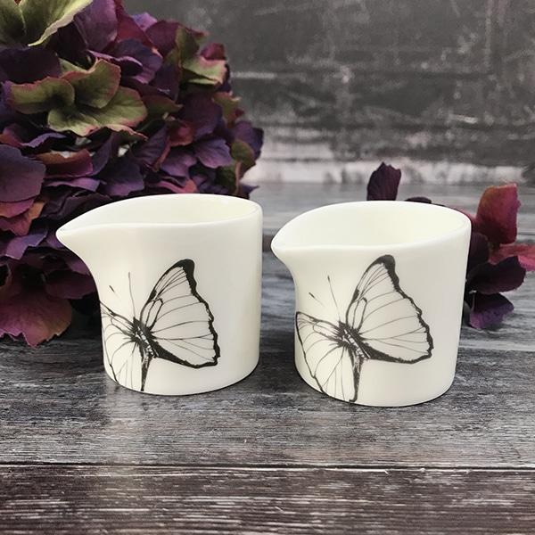 Butterfly creamer 2
