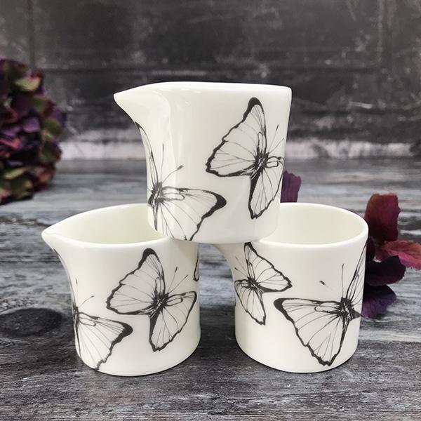 Butterfly creamer 5