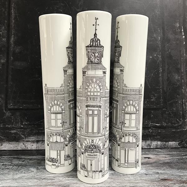 Buttermarket vases