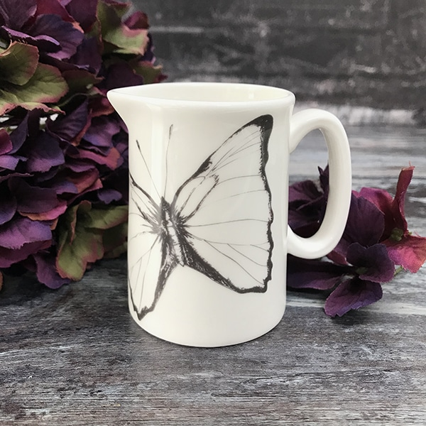 Mini butterfly jug