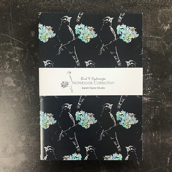 notebook bird