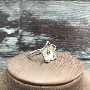 20 Flower ring