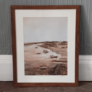 Doxey Pool Print by Sarah Rowley
