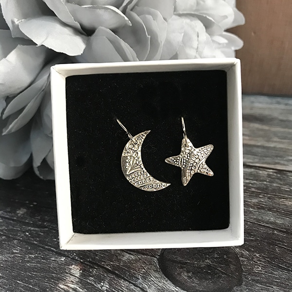 52 Silver star and crescent moon earrings.jpg r