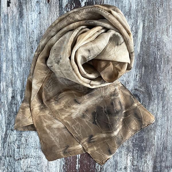 CY Iron scarf swirl