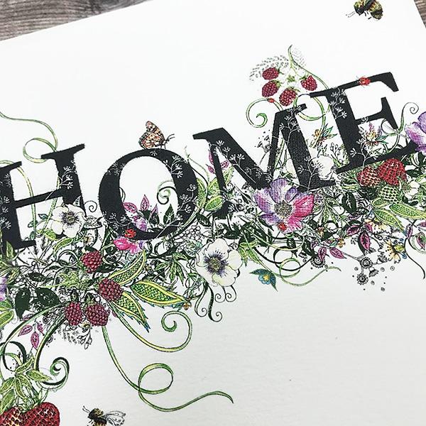 Home close up