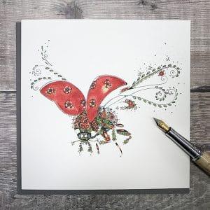 Ladybird white