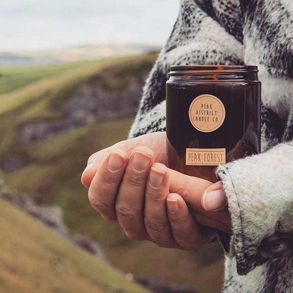 Peak district candle co