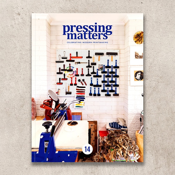 Pressing matters cover