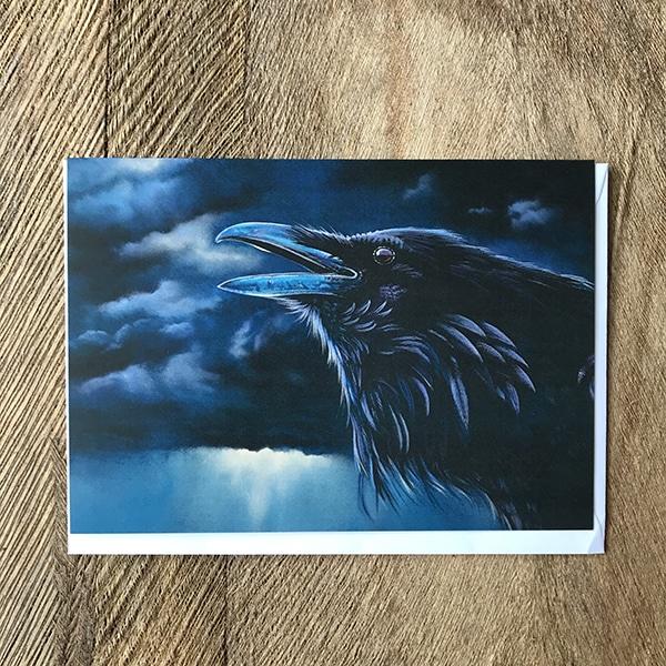 Stormwatch card