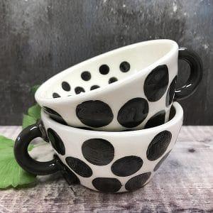 teacup spot and dot