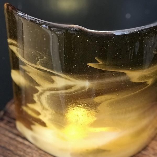 Amber curve CY