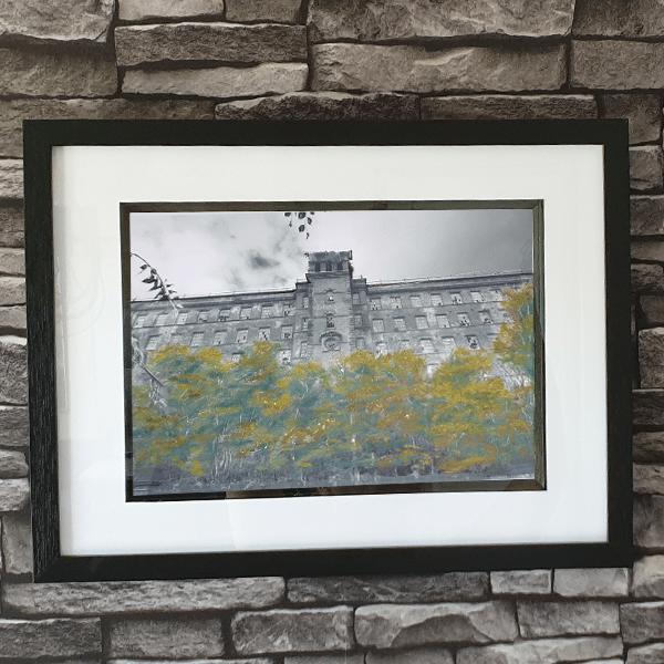 Big Mill 2 by Sarah Rowley