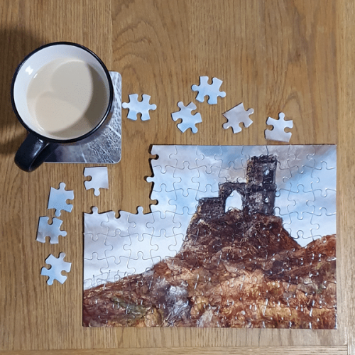 Staffordshire Art Jigsaws by Sarah Rowley